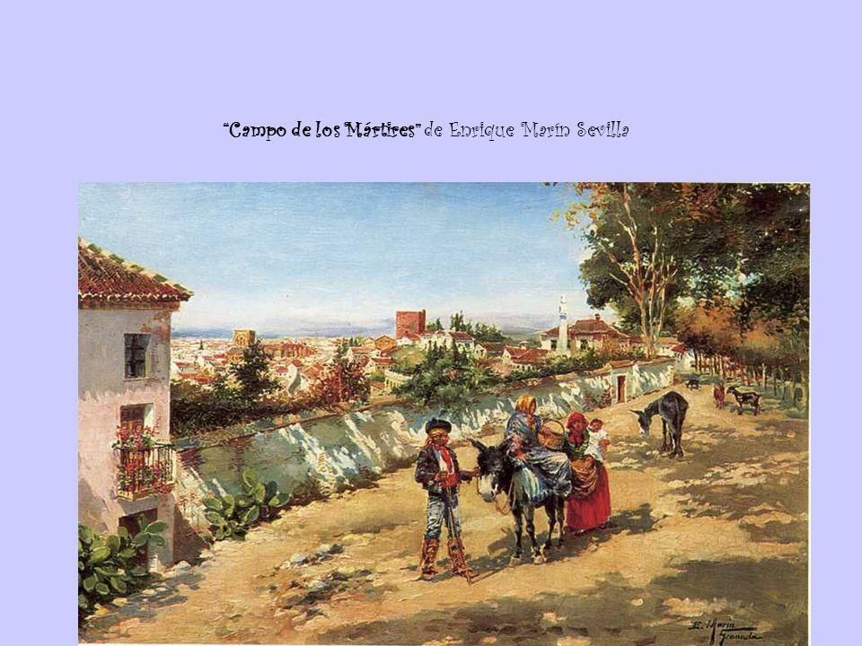 Campo de los Mártires de Enrique Marín Sevilla