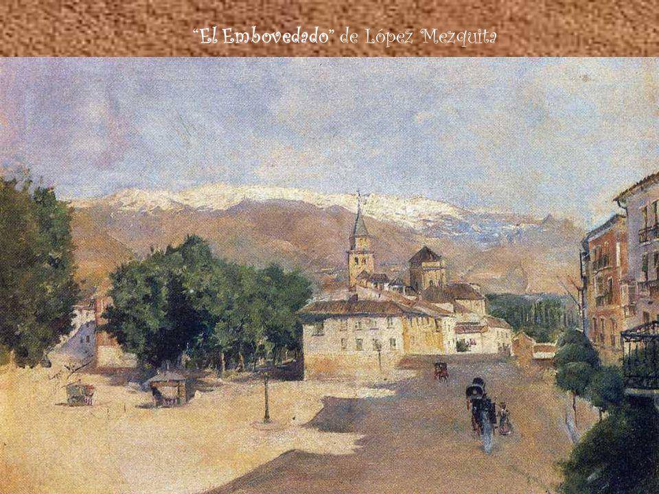 El Embovedado de López Mezquita