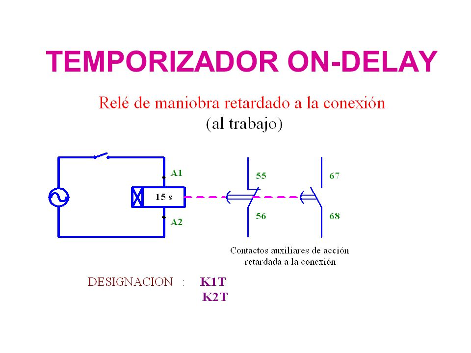 TEMPORIZADOR ON-DELAY