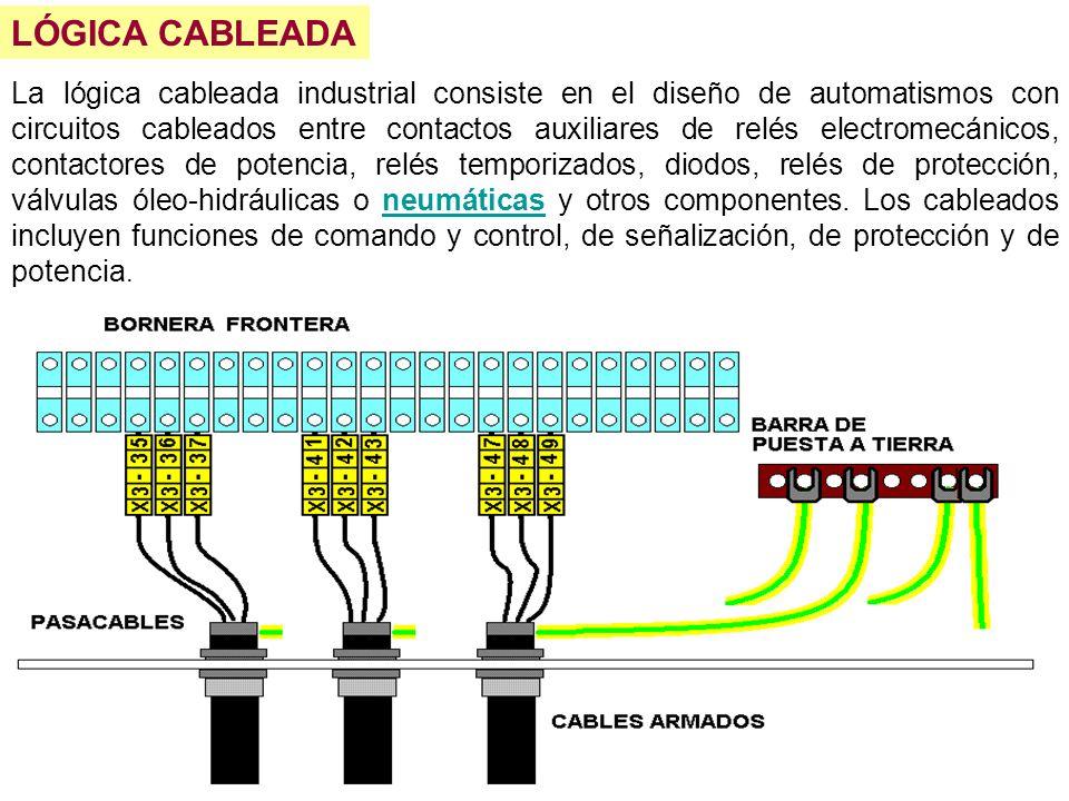LÓGICA CABLEADA