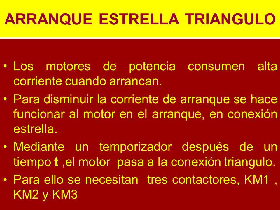 ARRANQUE ESTRELLA TRIANGULO