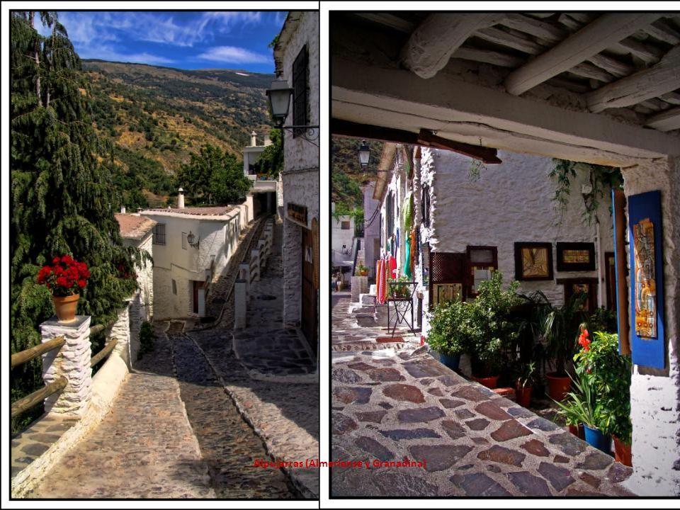 Alpujarras (Almeríense y Granadina)