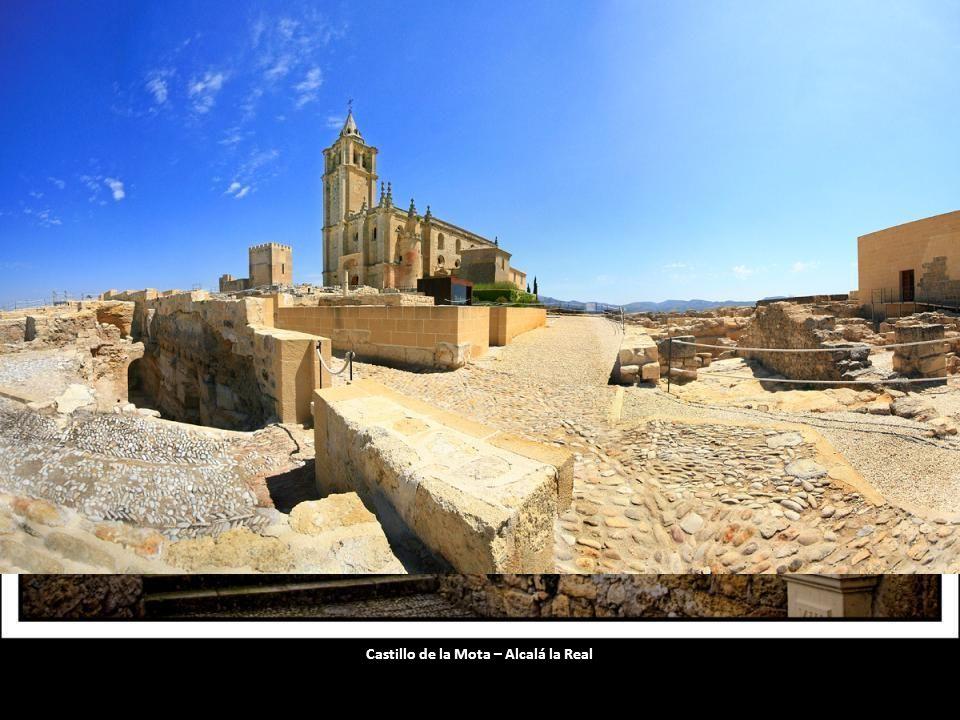 Castillo de la Mota – Alcalá la Real
