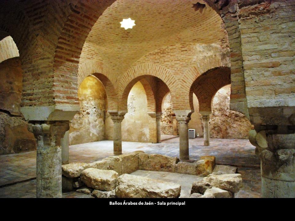 Baños Árabes de Jaén - Sala principal