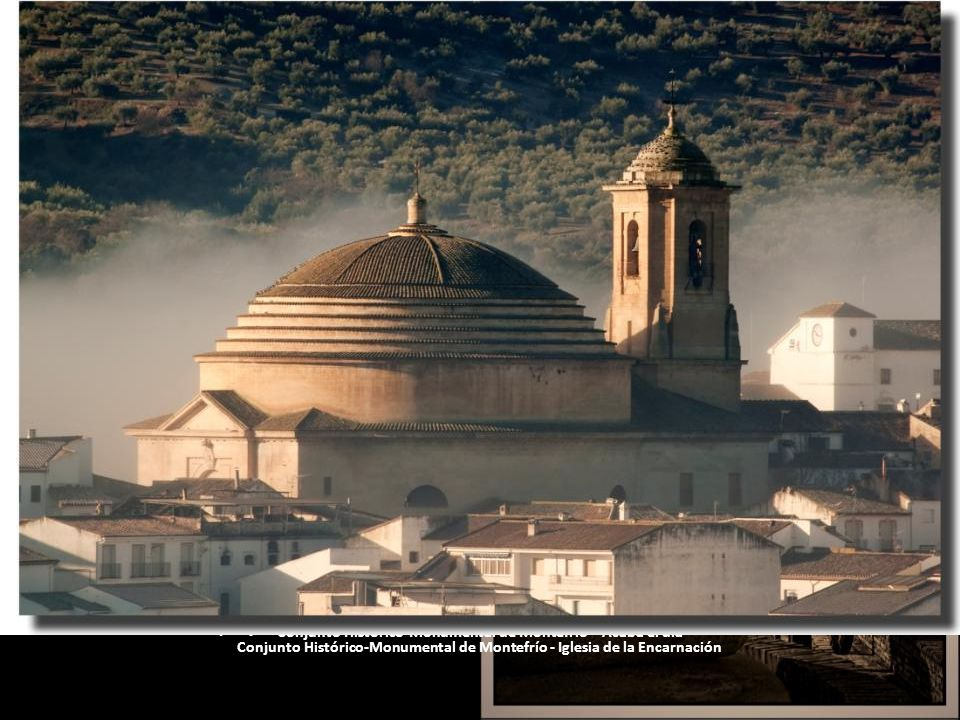 Conjunto Histórico-Monumental de Montefrío