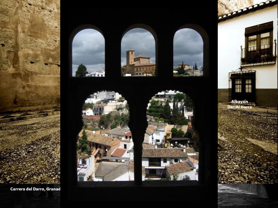 Albayzín - Arco de las Pesas