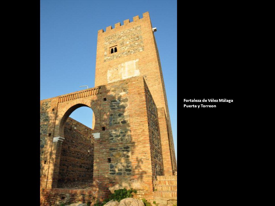 Fortaleza de Vélez Málaga