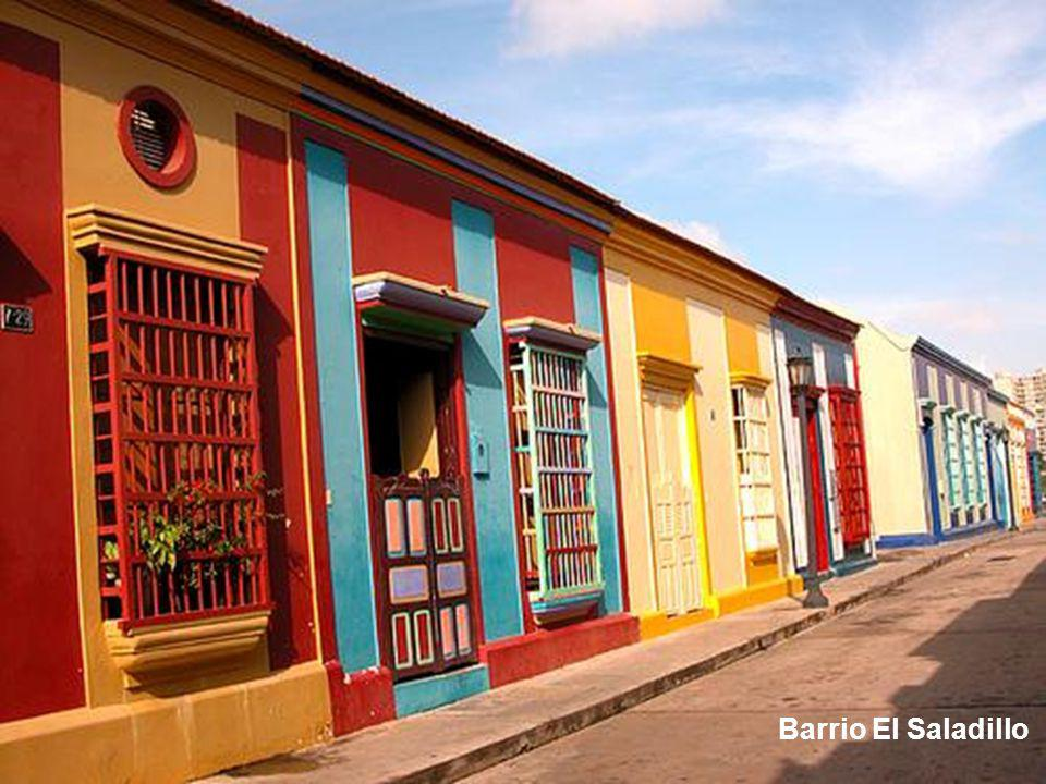 Barrio El Saladillo