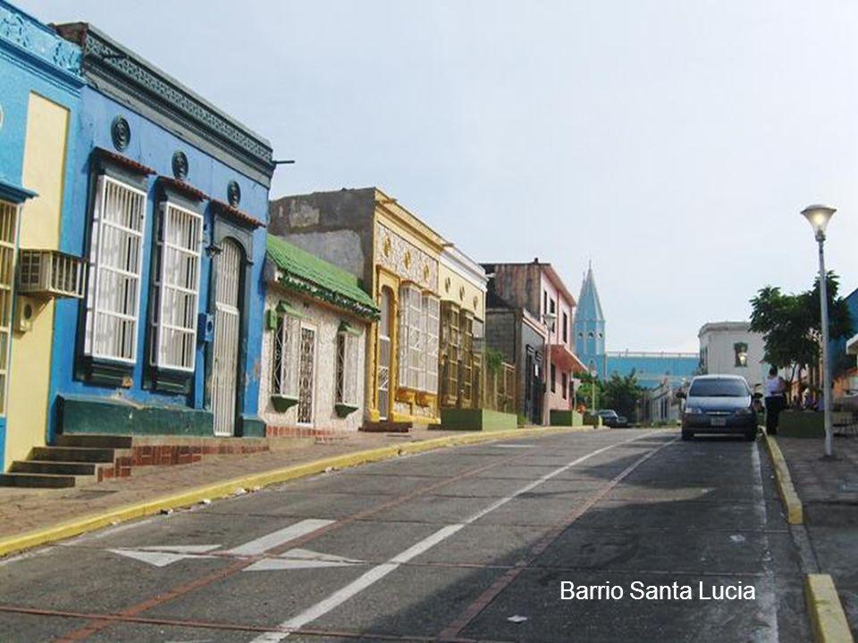 Barrio Santa Lucia