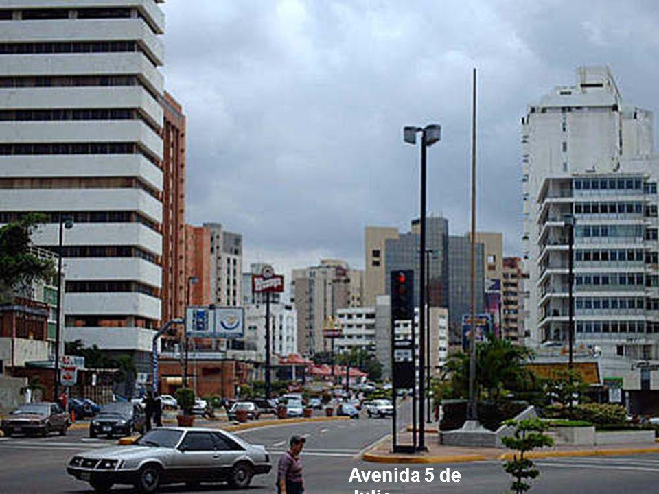 Avenida 5 de Julio