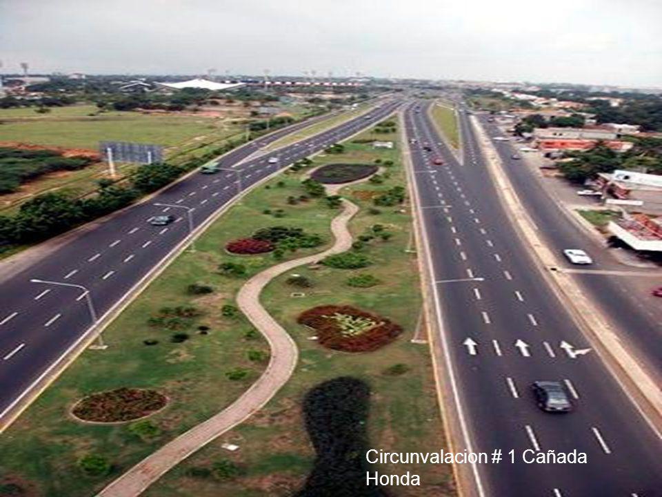 Circunvalacion # 1 Cañada Honda