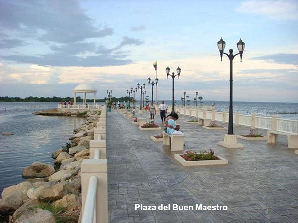 Plaza del Buen Maestro