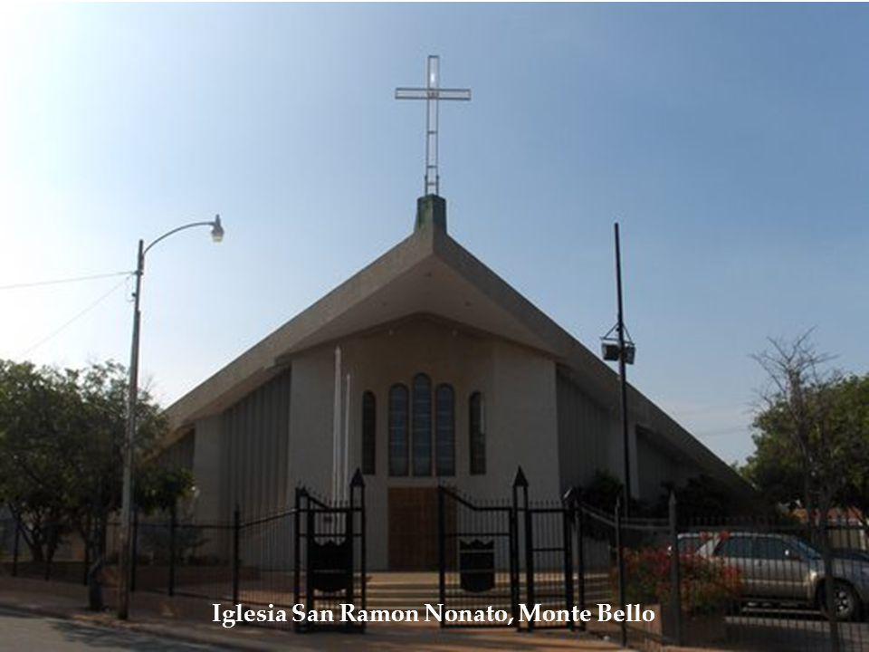 Iglesia San Ramon Nonato, Monte Bello