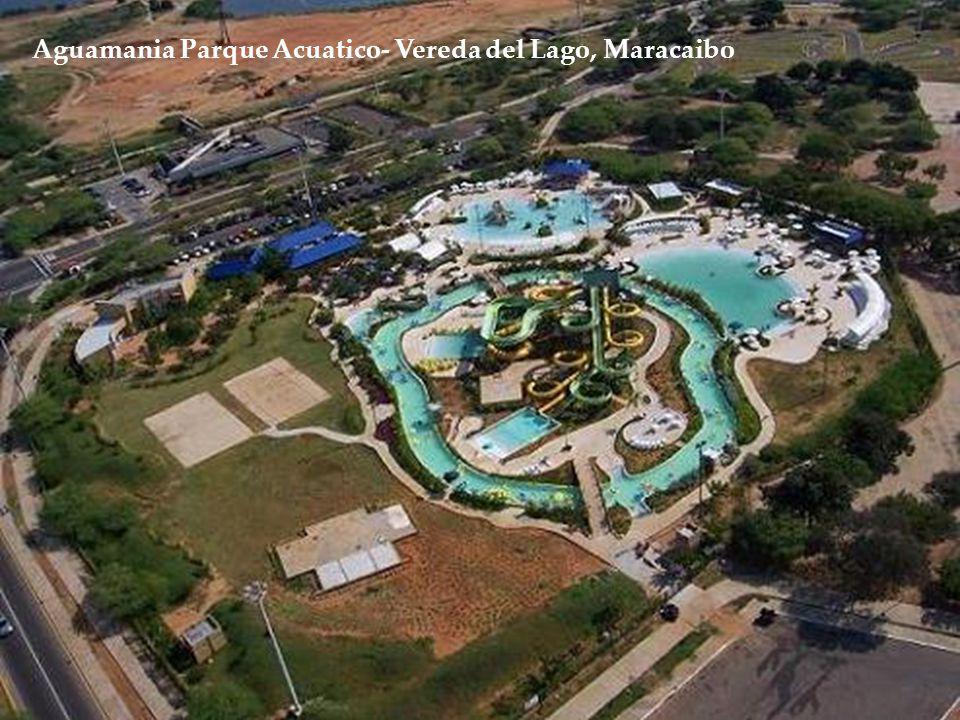 Aguamania Parque Acuatico- Vereda del Lago, Maracaibo