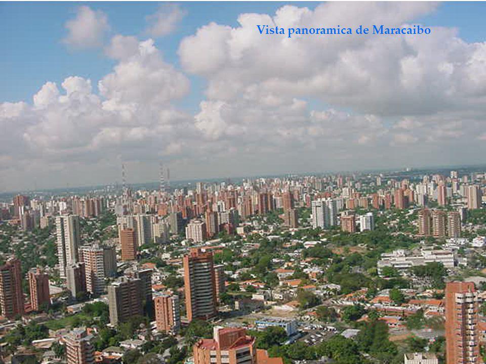 Vista panoramica de Maracaibo