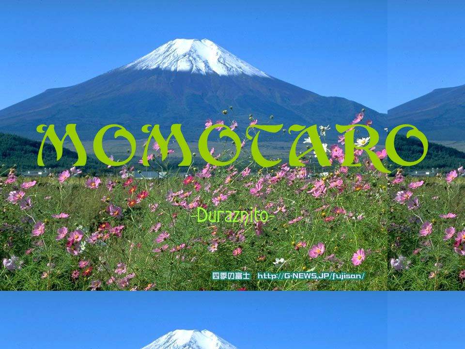 MOMOTARO -Duraznito-