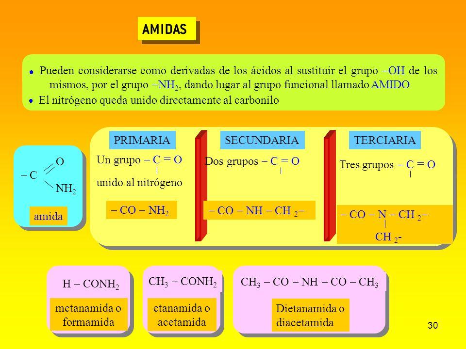 metanamida o formamida