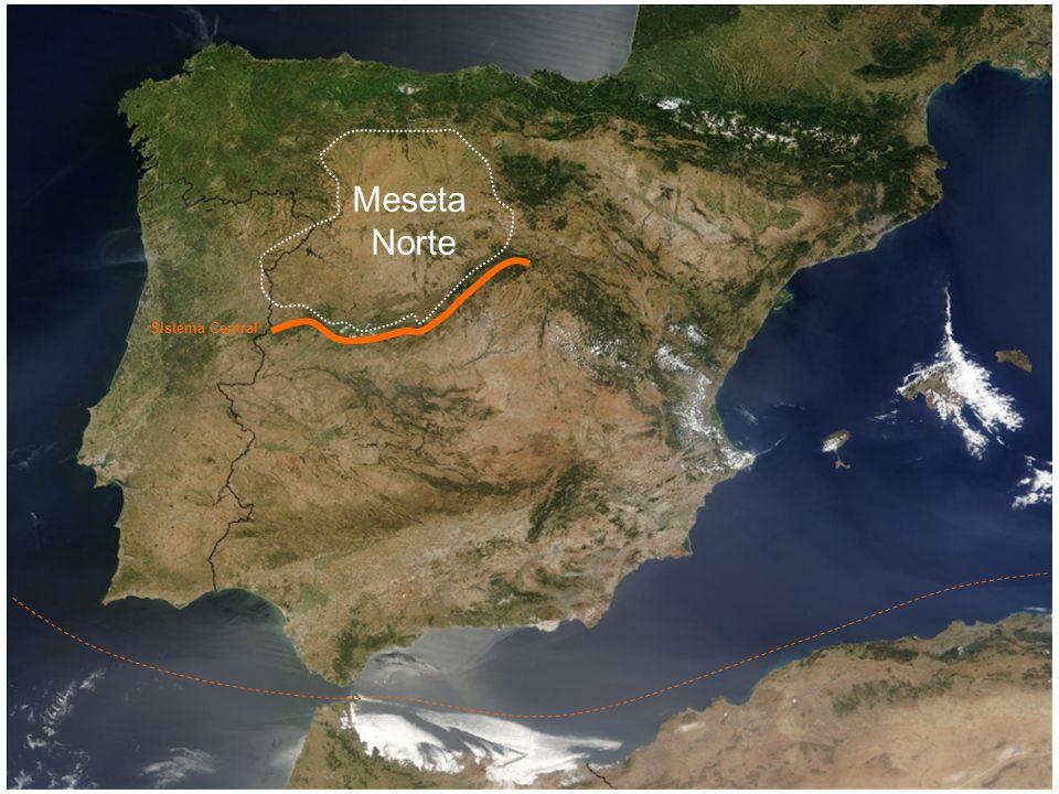 Meseta Norte Sistema Central