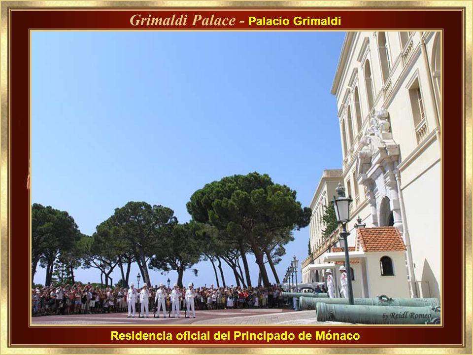 Grimaldi Palace - Palacio Grimaldi