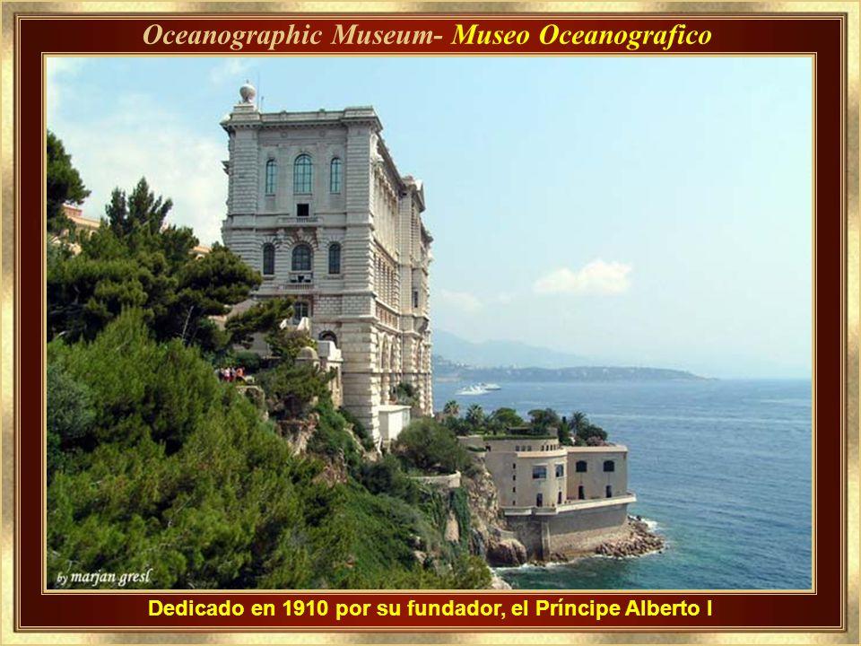 Oceanographic Museum- Museo Oceanografico