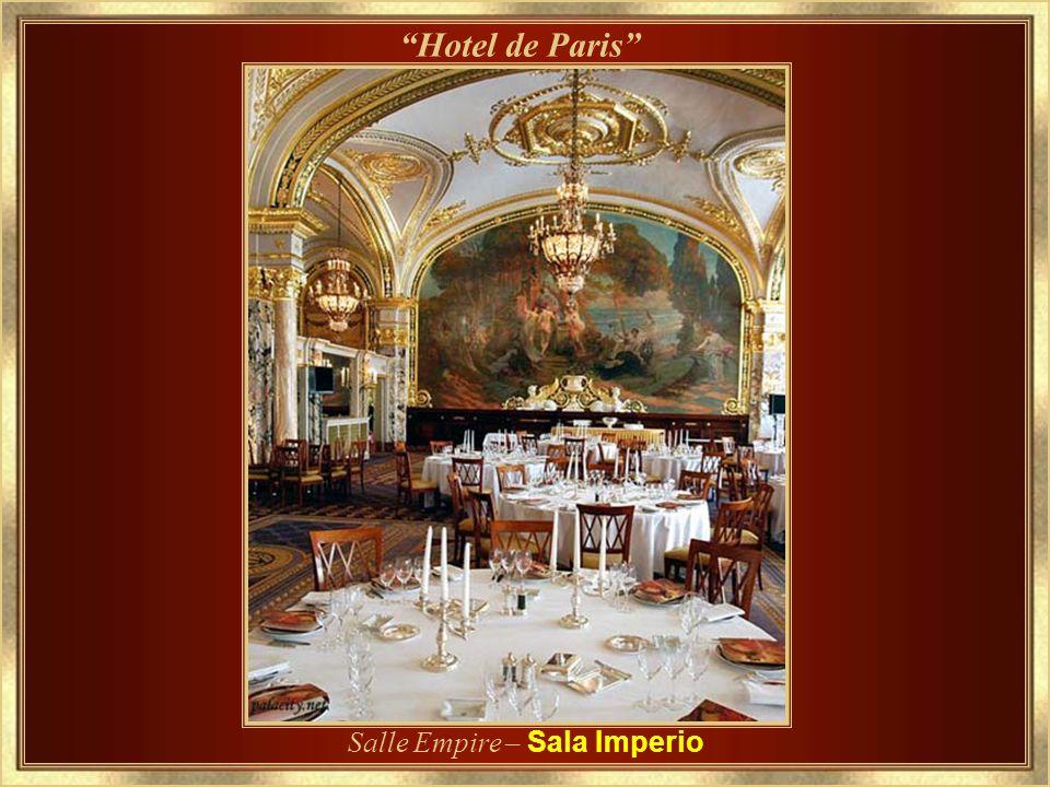 Salle Empire – Sala Imperio