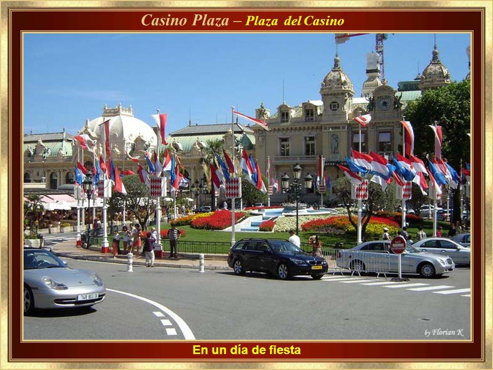 Casino Plaza – Plaza del Casino