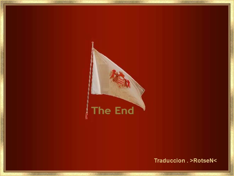 The End Traduccion . >RotseN<