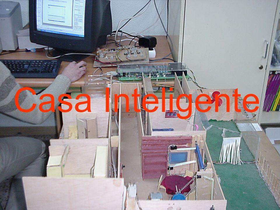 Casa Inteligente Presentación