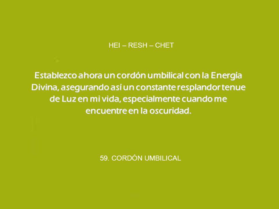 HEI – RESH – CHET