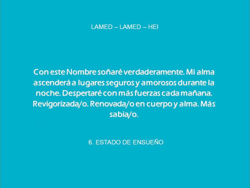 LAMED – LAMED – HEI