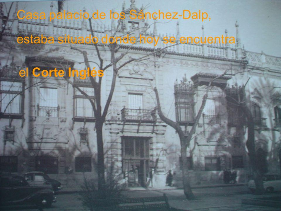 Casa palacio de los Sánchez-Dalp,