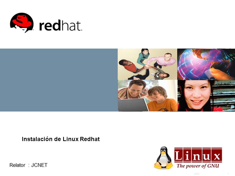 Instalación de Red Hat Enterprise Linux