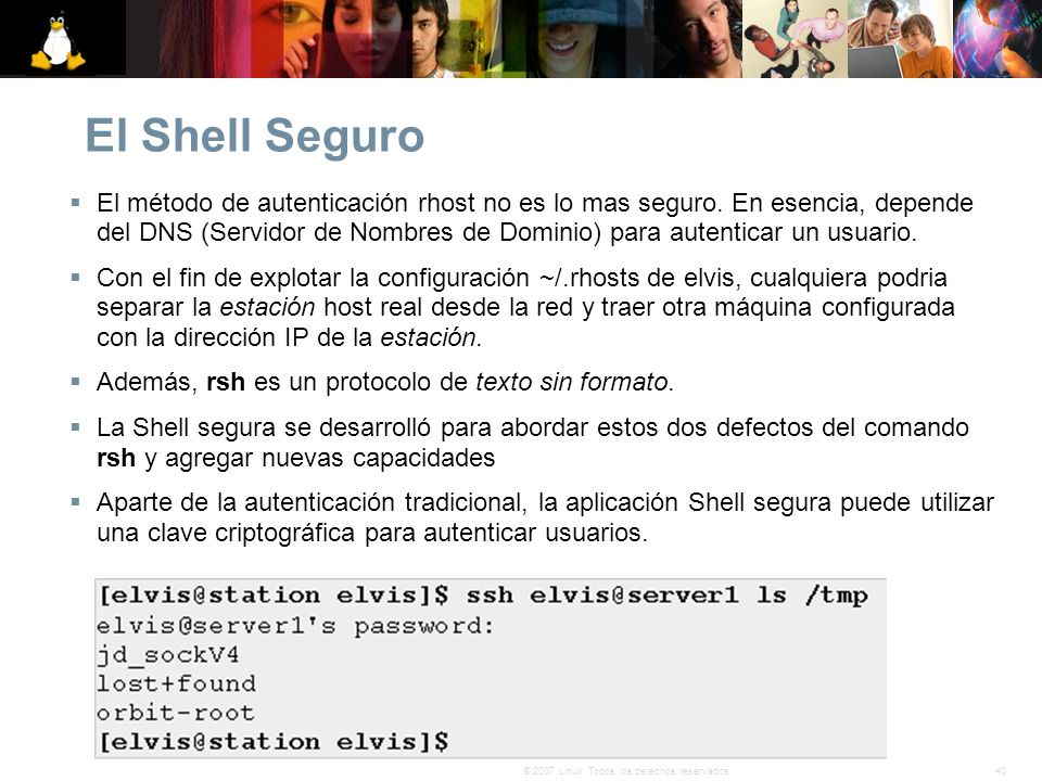 El Shell Seguro
