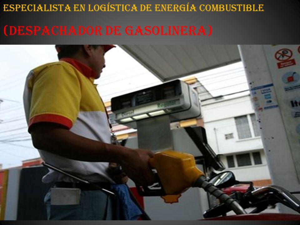 (Despachador de Gasolinera)