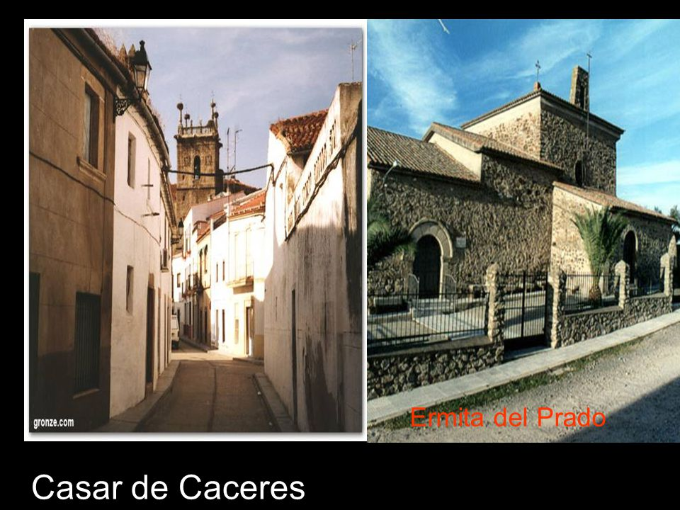Ermita del Prado Casar de Caceres