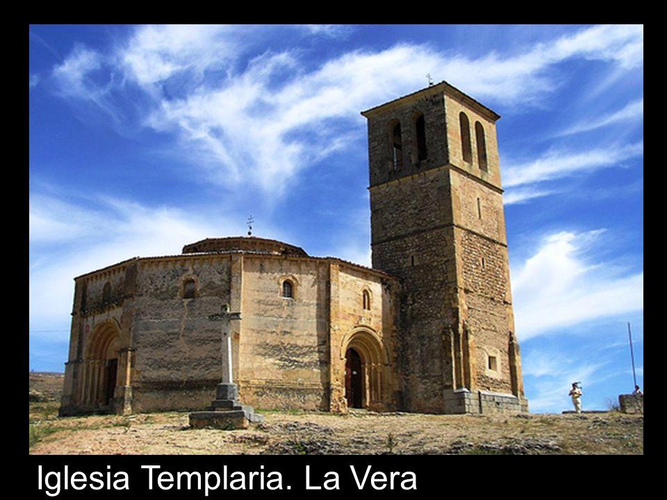 Iglesia Templaria. La Vera