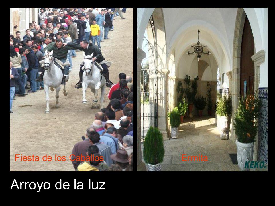 Fiesta de los Caballos Ermita Arroyo de la luz