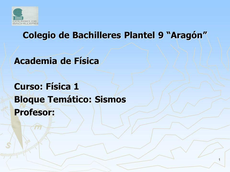 Colegio de Bachilleres Plantel 9 Aragón