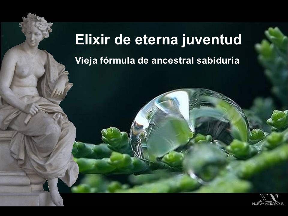 Elixir de eterna juventud