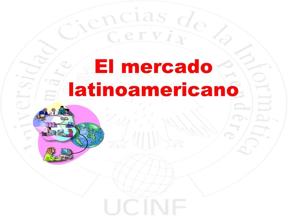El mercado latinoamericano
