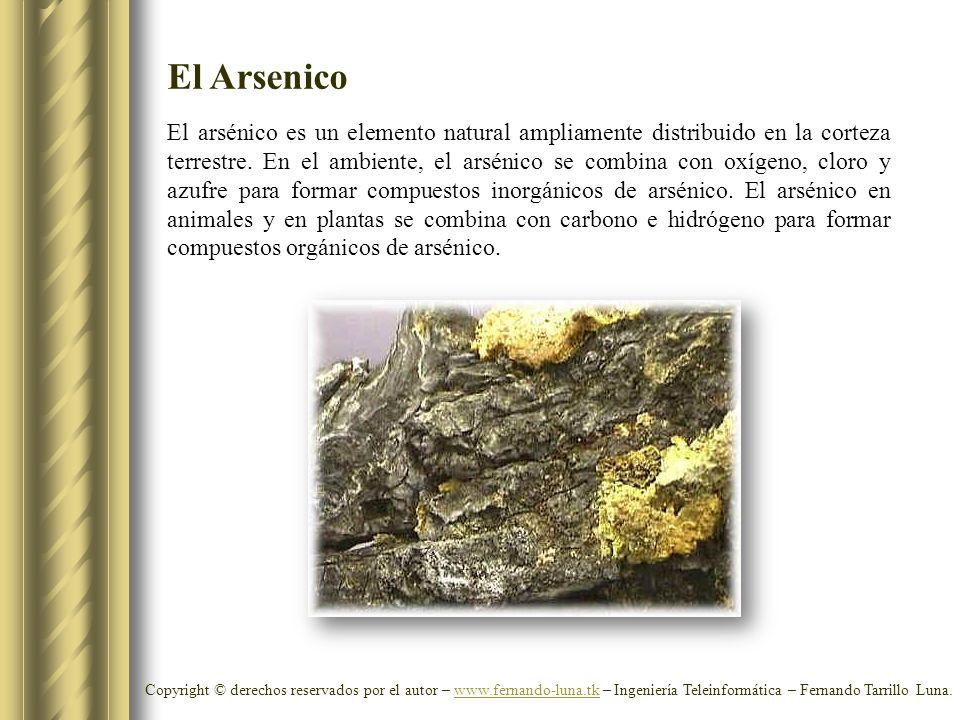 El Arsenico