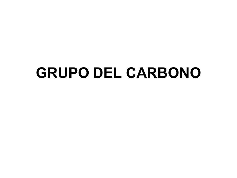 GRUPO DEL CARBONO