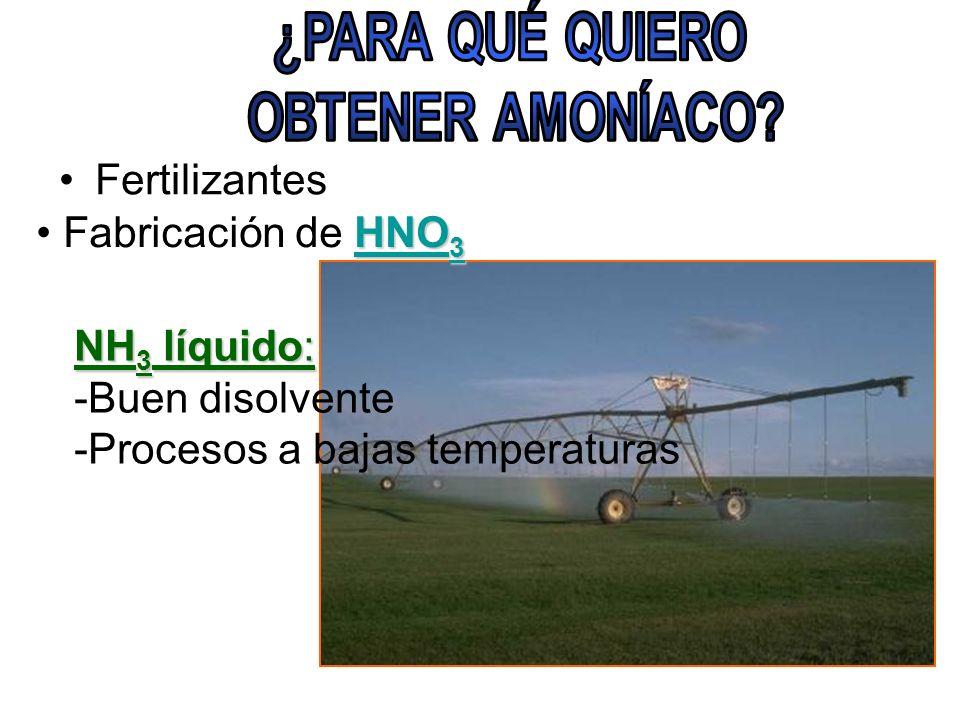 -Procesos a bajas temperaturas