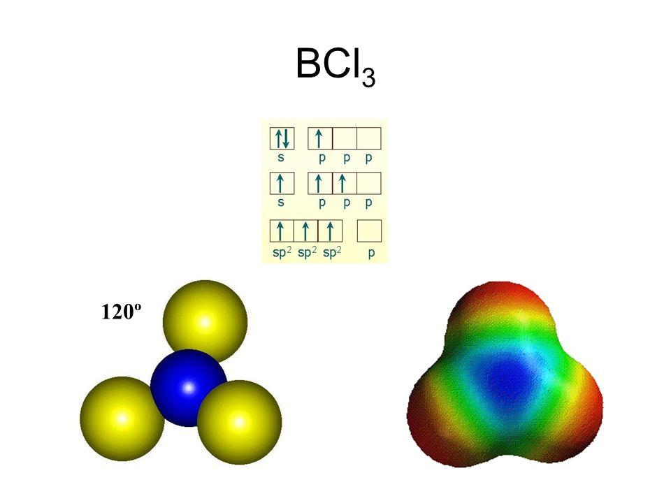 BCl3 120º 44