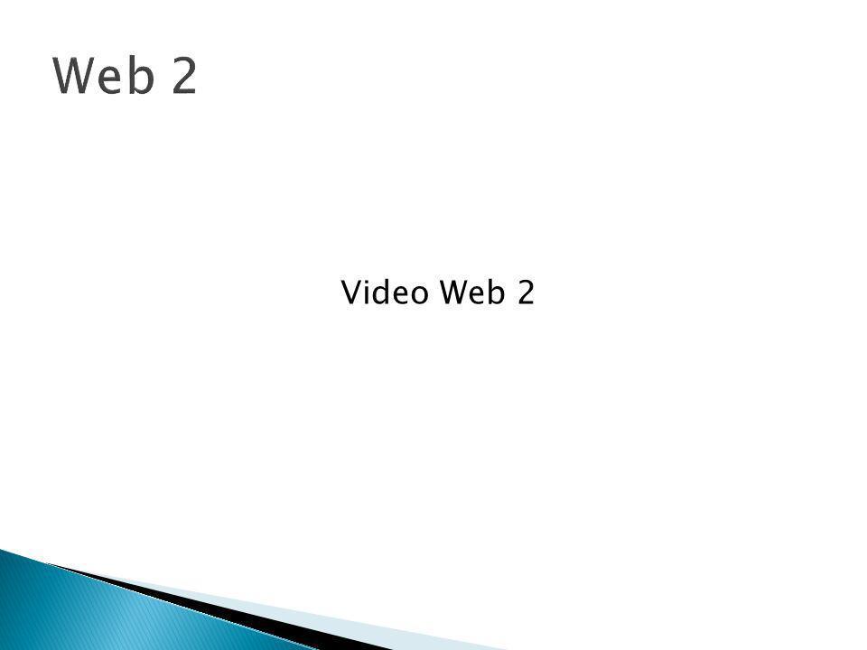 Web 2 Video Web 2