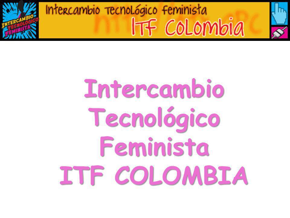 Intercambio Tecnológico Feminista