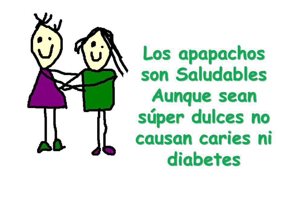 Los apapachos son Saludables