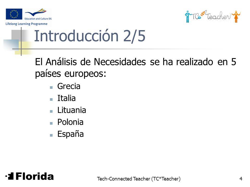 Tech-Connected Teacher (TC*Teacher)