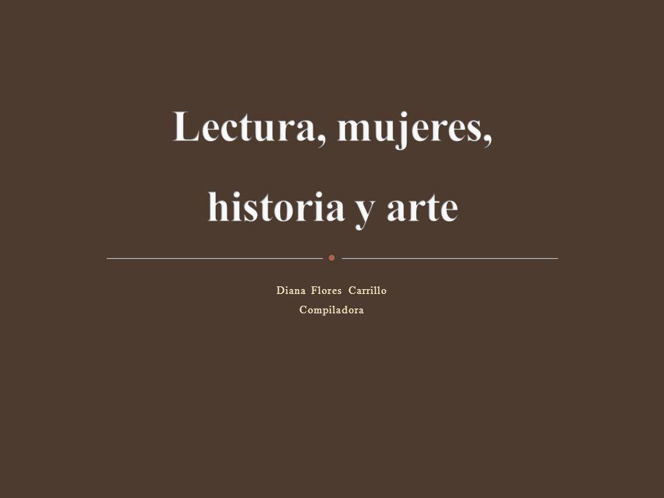 Lectura, mujeres, historia y arte