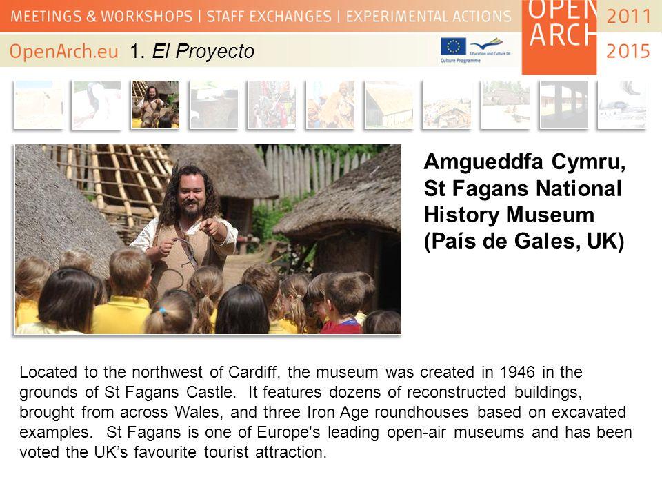 Amgueddfa Cymru, St Fagans National History Museum (País de Gales, UK)